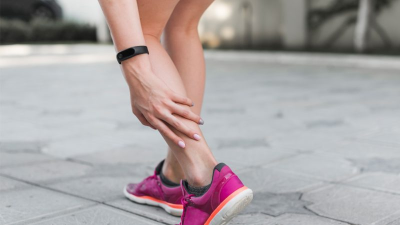 Take care of your ankles while running